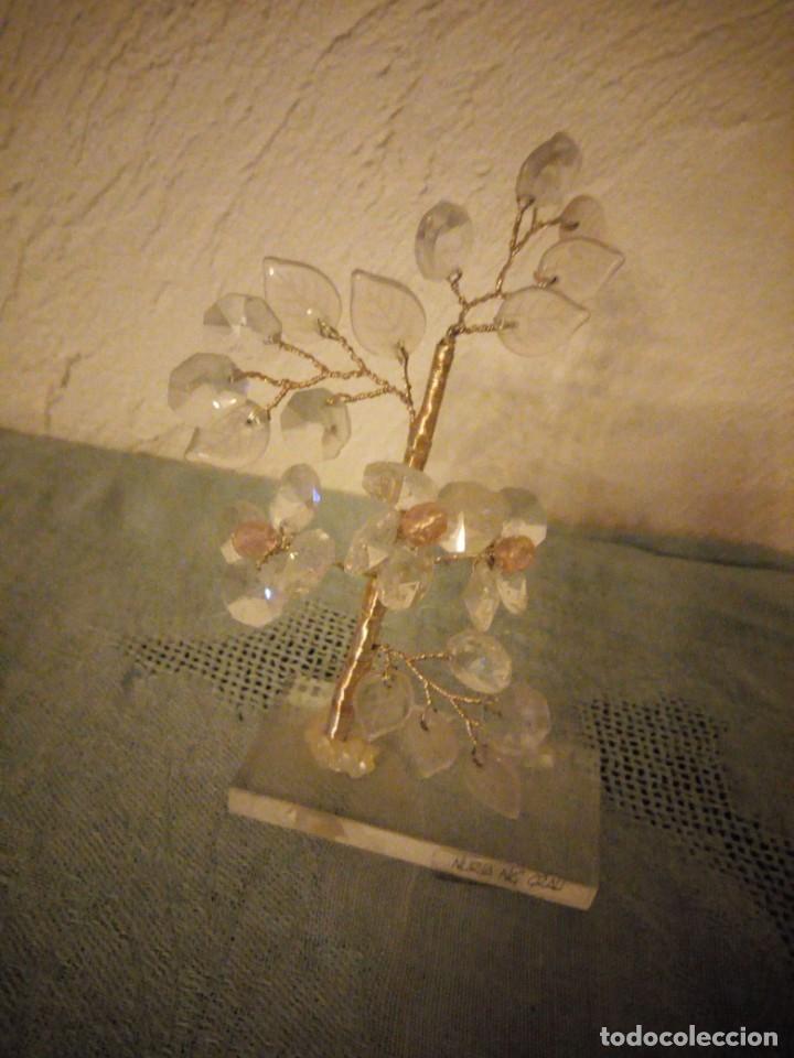 Antigüedades: bonsai Arte en Cristal de Murano Austriaco - de Nuria Grau colección - Foto 2 - 222291231