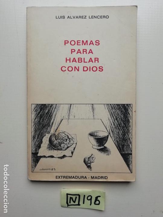 Antigüedades: Poemas para hablar con dios - Foto 2 - 222294052