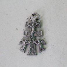 Antigüedades: ANTIGUA CRUZ DE CARAVACA. Lote 222301807