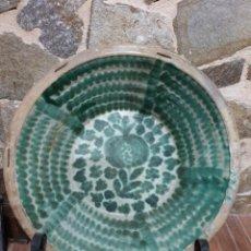 Antigüedades: PRECIOSO LEBRILLO SIGLO XIX.. Lote 222327918