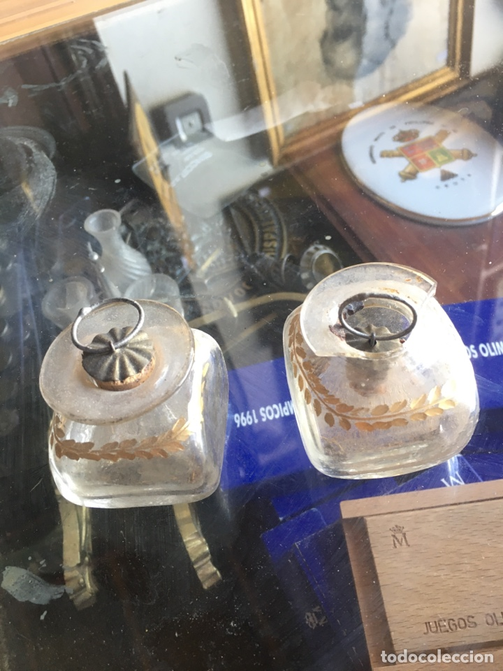 Antigüedades: Caja para analiza de alcohol - Foto 4 - 196800425