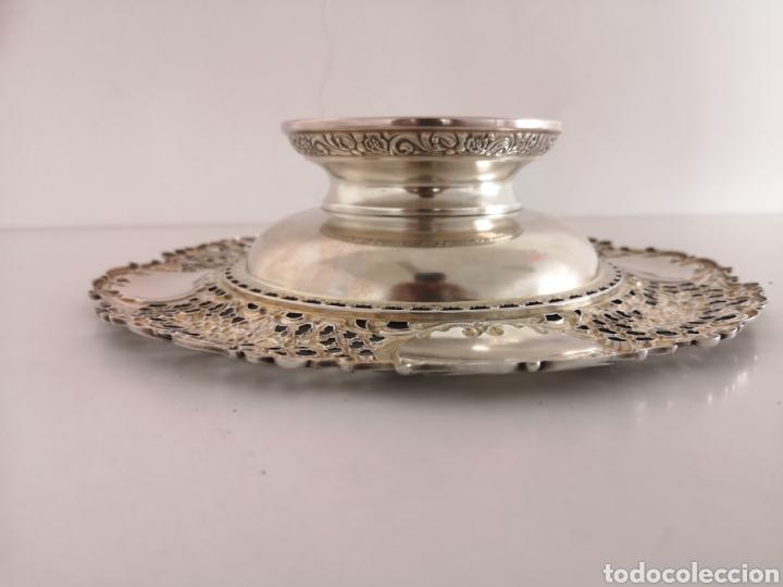Antigüedades: Precioso centro de mesa con sello - Foto 7 - 222352732