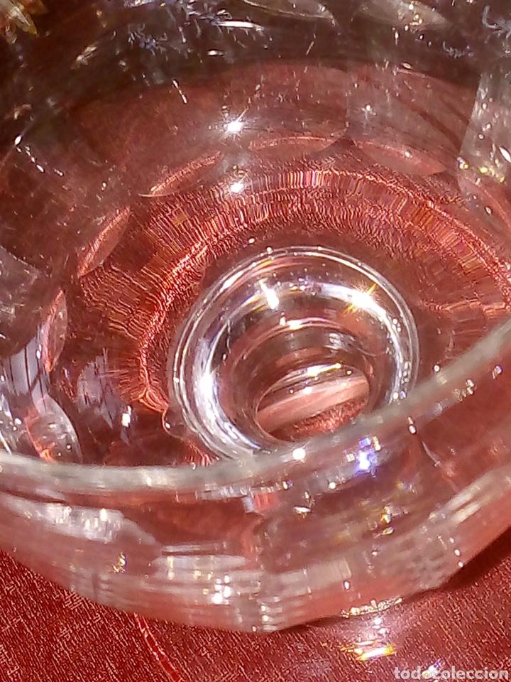 Antigüedades: Copas de Bohemia - Foto 7 - 222355977