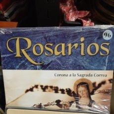 Antigüedades: COLECCION ROSARIOS N96 ROSARIO CORONA A LA SAGRADA CORREA. Lote 222375306