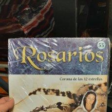 Antigüedades: COLECCION ROSARIOS N 53 ROSARIO CORONA DE LAS 12 ESTRELLAS. Lote 222375452