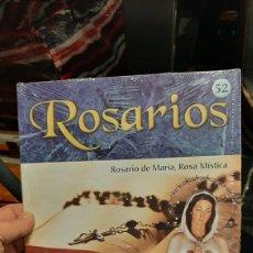 Antigüedades: COLECCION ROSARIOS N 52 ROSARIO DE MARIA ROSA MISTICA. Lote 222375482