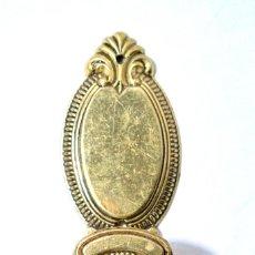 Antigüedades: GANCHO PARA CORTINA ANTIGUO , ALZAPAÑOS. Lote 130082388