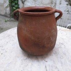 Antigüedades: OLLA DE TRONCHÓN .. Lote 222379828