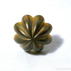 Antigüedades: CHINCHETA ANTIGUA PARA TAPICERIA, DIAMETRO 2.2 CMS. Lote 222381770