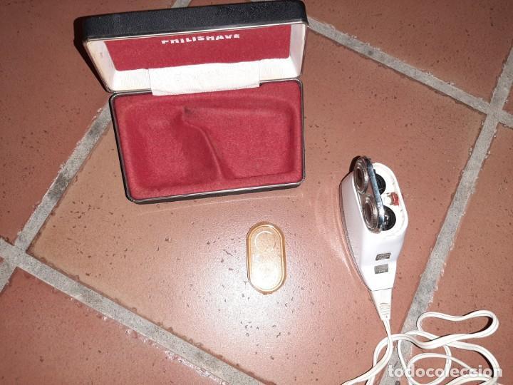 Antigüedades: Máquina de afeitar años 60 - Foto 2 - 222390705