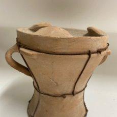 Antigüedades: FOGON DE CERAMICA MEDIADOS S.XX.. Lote 222428117