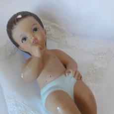 Antigüedades: FIGURA DE BELLO NIÑO JESÚS DE CERAMICA. Lote 222439853