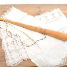 Antigüedades: CURIOSIDAD, FUNDA PARA EL PENE TRIBAL PROBABLEMENTE DE INDONESIA. Lote 222439870