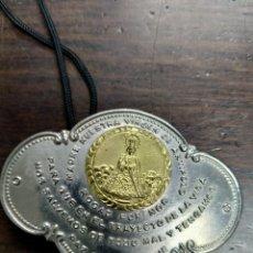 Antigüedades: RELICARIO DE MADRE NUESTRA VIRGEN DE ANTIPOLO. Lote 222463990