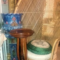 Antigüedades: ANTIGUA PEANA ESTILO THONET. Lote 222471657