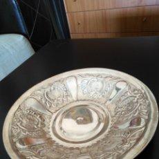 Antigüedades: PANERA PLATEADA. Lote 222490997
