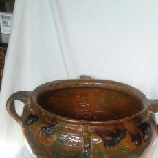 Oggetti Antichi: ORZA ARAGONESA SIGLO XIX. Lote 222553747