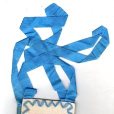 Antigüedades: ESCAPULARIO PURISIMA CONCEPCION. SIGLO XIX. Lote 222560827