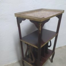 Antigüedades: REVISTERO CONSOLA. Lote 222583113