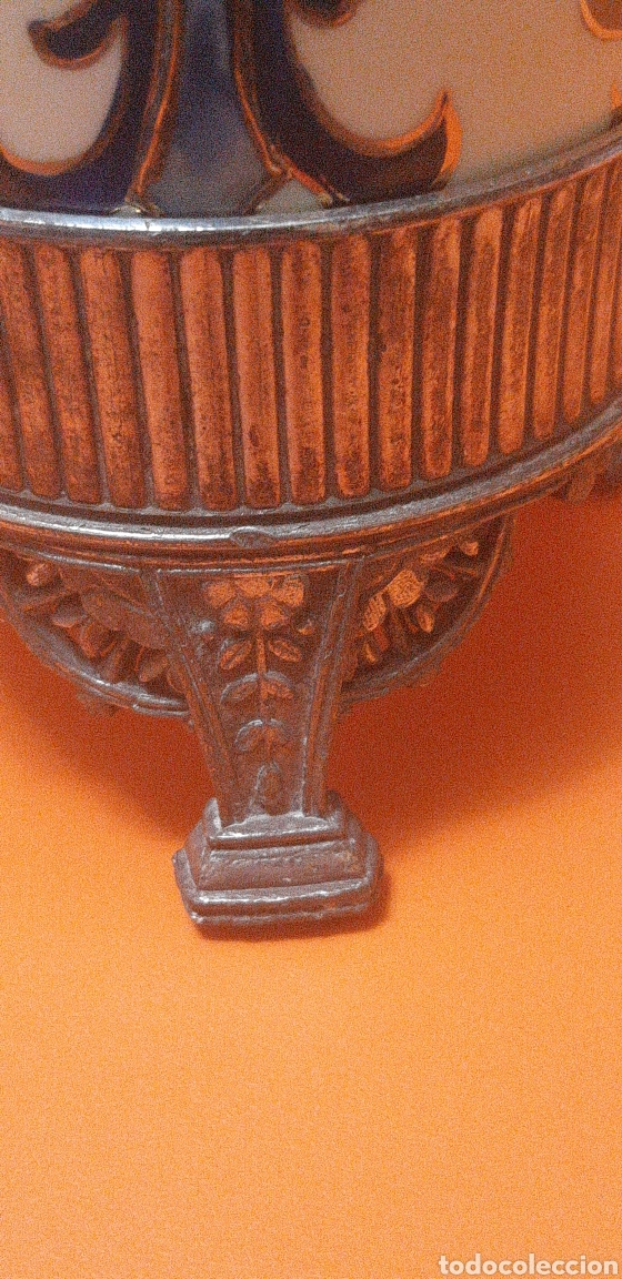 Antigüedades: Pequeño azucarero primer cuarto sxx - Foto 4 - 222624040