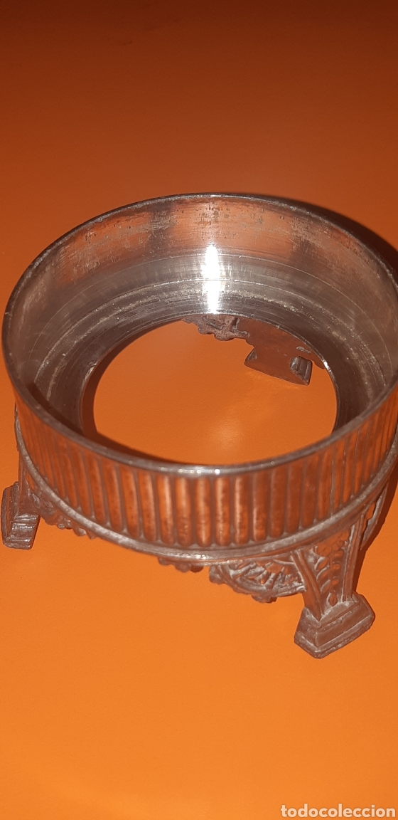 Antigüedades: Pequeño azucarero primer cuarto sxx - Foto 8 - 222624040