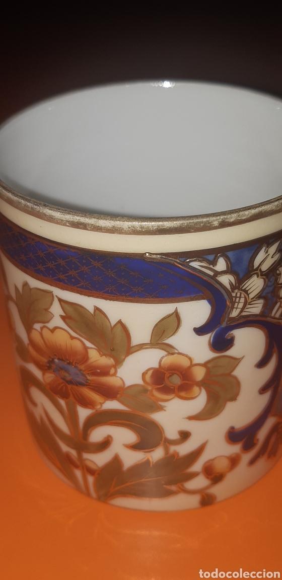 Antigüedades: Pequeño azucarero primer cuarto sxx - Foto 12 - 222624040