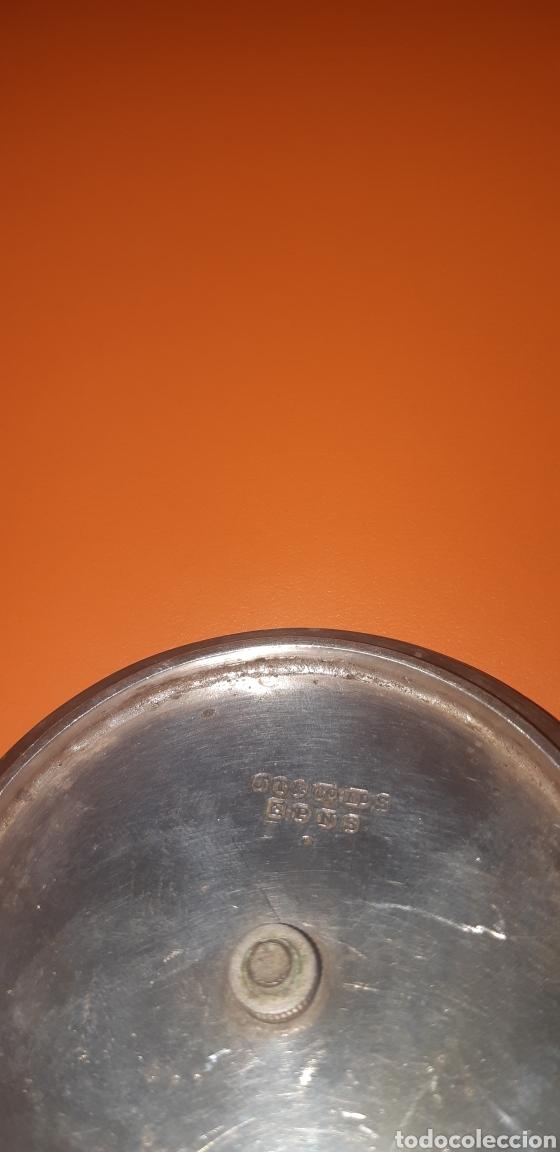 Antigüedades: Pequeño azucarero primer cuarto sxx - Foto 17 - 222624040