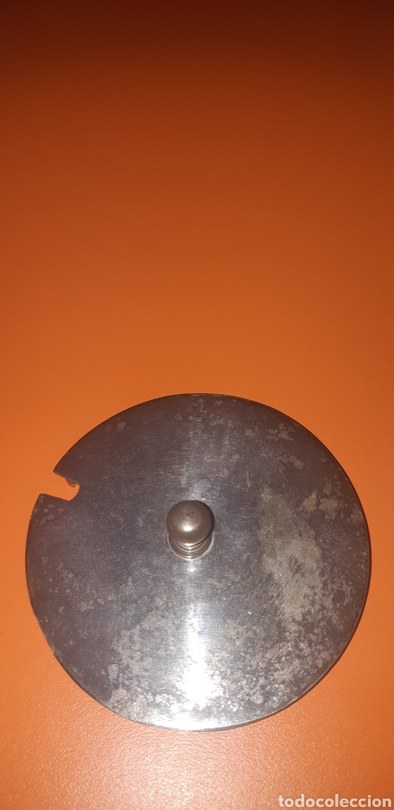 Antigüedades: Pequeño azucarero primer cuarto sxx - Foto 18 - 222624040