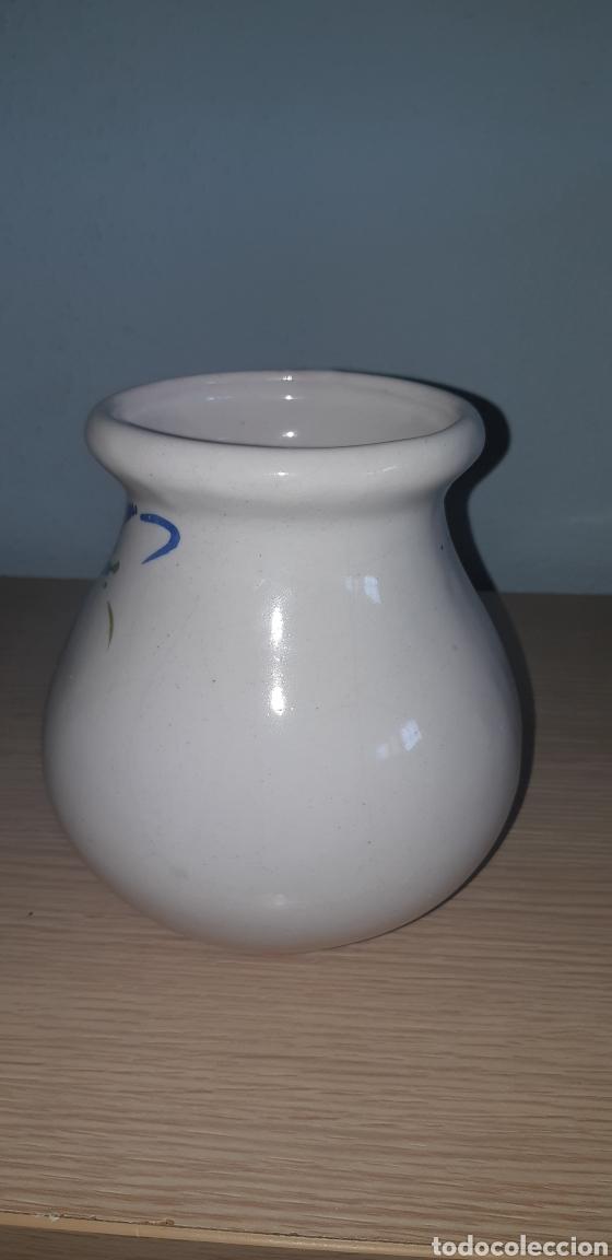 Antigüedades: Bote para habichuelas lario - Foto 2 - 222651337