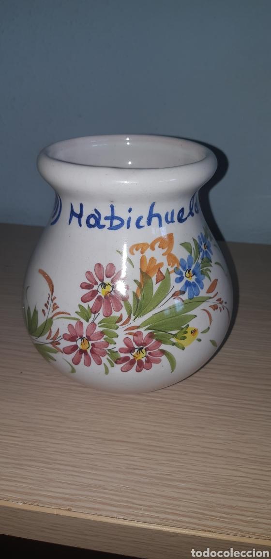 BOTE PARA HABICHUELAS LARIO (Antigüedades - Porcelanas y Cerámicas - Lario)