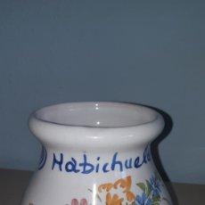 Antigüedades: BOTE PARA HABICHUELAS LARIO. Lote 222651337