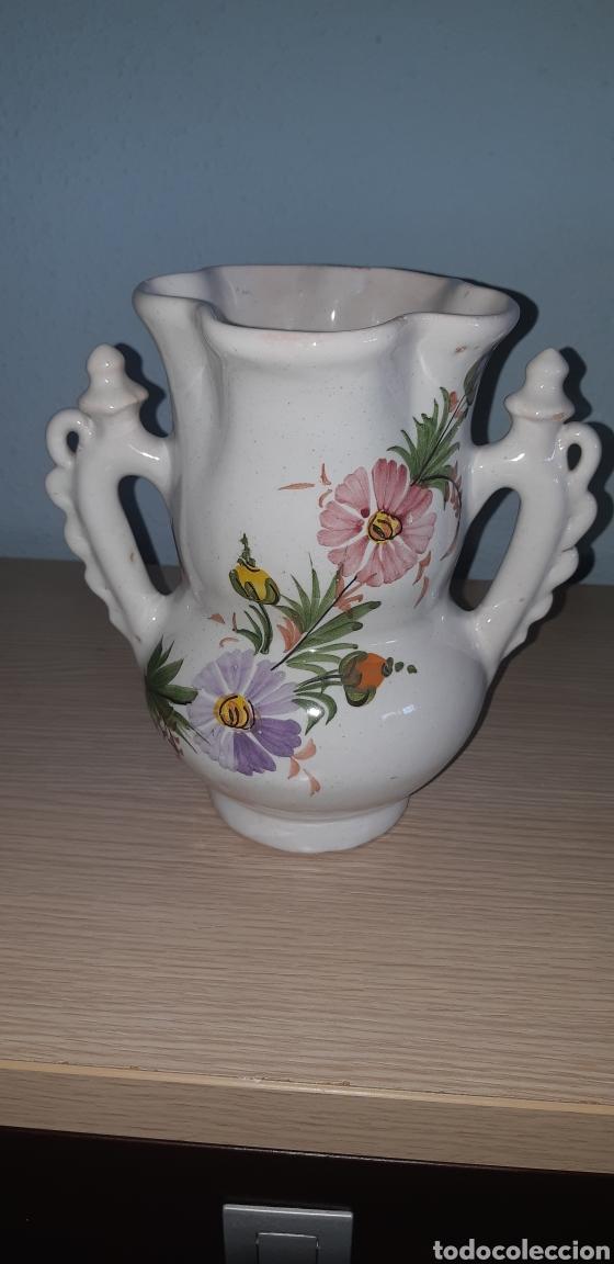 JARRA DE LA NOVIA LORCA (Antigüedades - Porcelanas y Cerámicas - Lario)