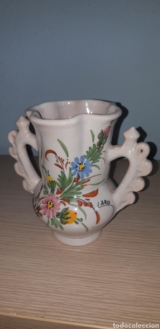 PEQUEÑA JARRA DE LA NOVIA (Antigüedades - Porcelanas y Cerámicas - Lario)