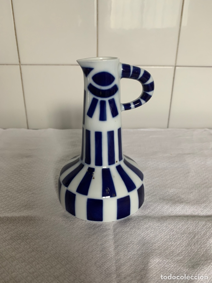 JARRA DE SARGADELOS AÑOS 70 (Antigüedades - Porcelanas y Cerámicas - Sargadelos)