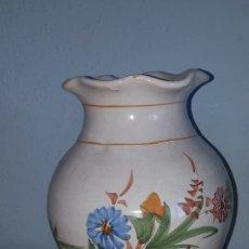 Antigüedades: ANTIGUO JARRON LARIO AÑOS 50. Lote 222670076