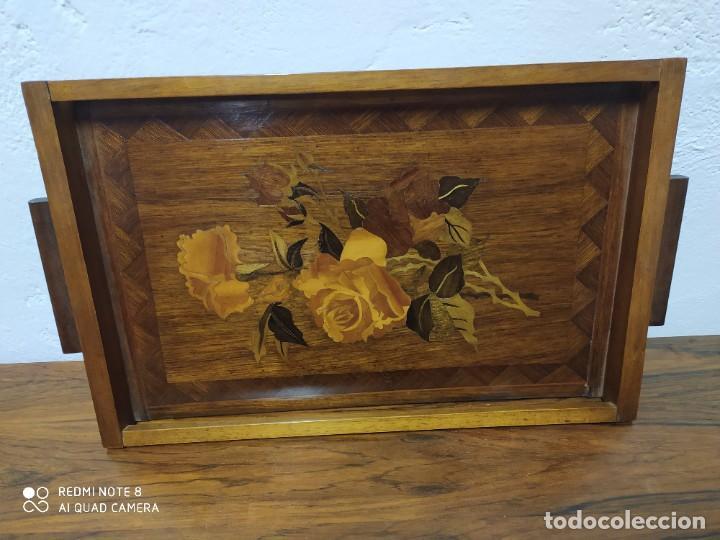 BANDEJA (Antigüedades - Hogar y Decoración - Bandejas Antiguas)