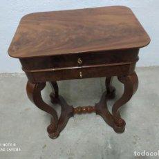 Antigüedades: JOYERA TOCADOR COSTURERO. Lote 222720493