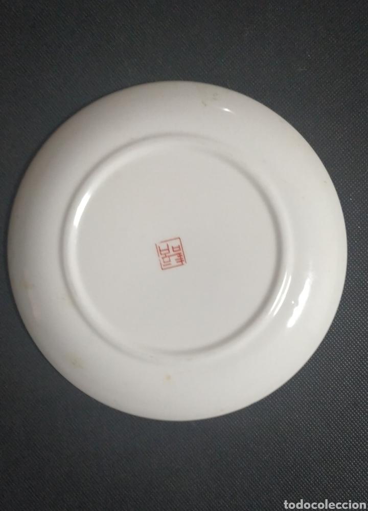 Antigüedades: Precioso Plato Artesanal con sello - Foto 2 - 222733818