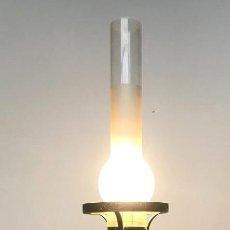 Antigüedades: LAMPARA CANDIL SOBREMESA. Lote 222752150
