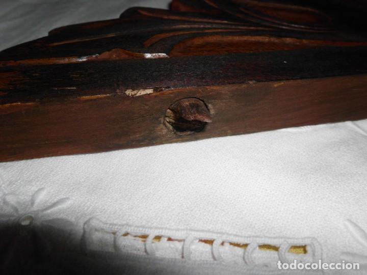 Antigüedades: Copete de cama modernista - Foto 5 - 222830627