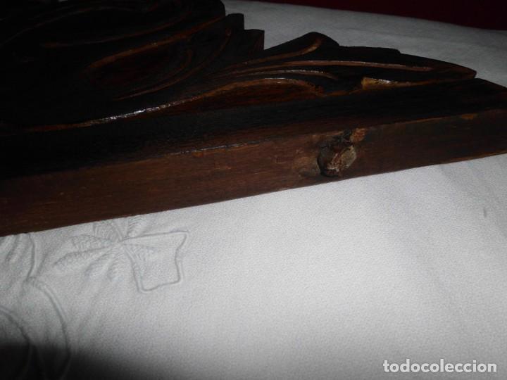 Antigüedades: Copete de cama modernista - Foto 7 - 222830627