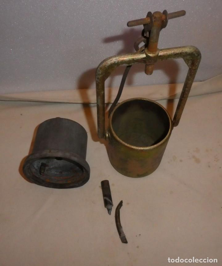 Antigüedades: CARBURERO PATENT FISMA - Foto 3 - 222841228