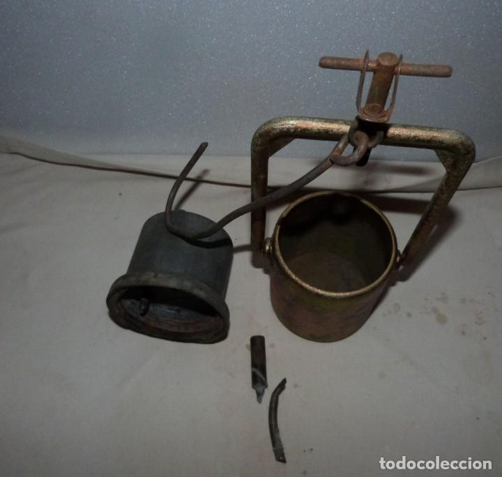 Antigüedades: CARBURERO PATENT FISMA - Foto 9 - 222841228