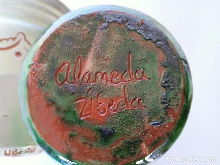 Antigüedades: Lapiceros de cerámica de Úbeda - Foto 4 - 222892111