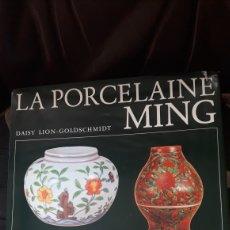 Antigüedades: LA PORCELANA MING DE DAISY LION. Lote 222897136