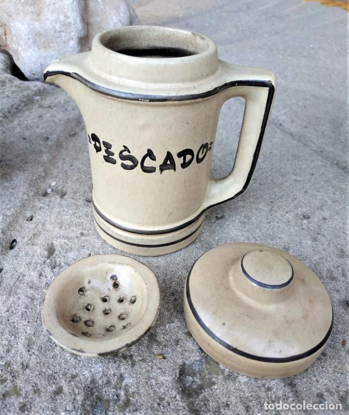 Antigüedades: CONJUNTO SIETE PIEZAS - Foto 3 - 222907578