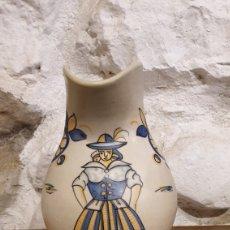 Antigüedades: JARRA DE CERÁMICA NIVEIRO TALAVERA DE LA REINA. Lote 223004783