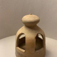 Antigüedades: COMEDERO PARA AVES ESPARRAGUERA. Lote 223012437