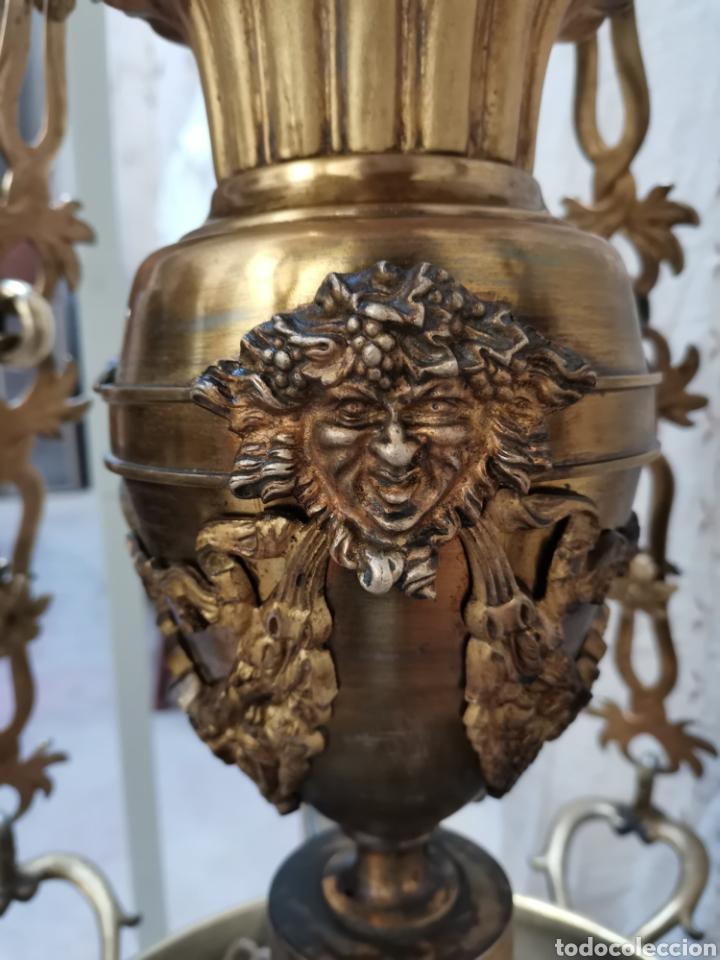 Antigüedades: Lampara Francesa del xix - Foto 6 - 223057881
