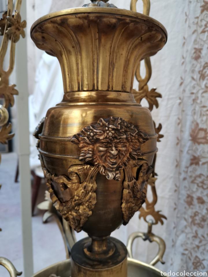 Antigüedades: Lampara Francesa del xix - Foto 7 - 223057881